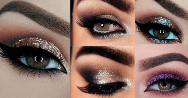 ojos-verdes-glitter