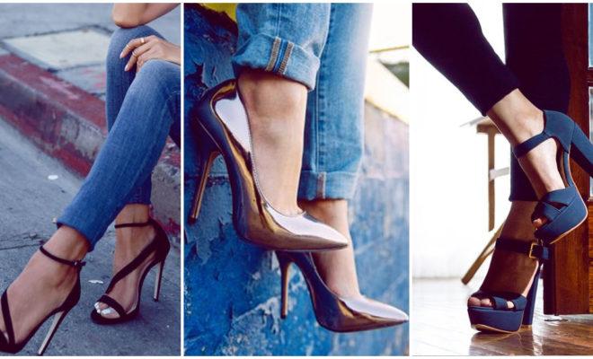 Un pantalón para cada tipo de zapato