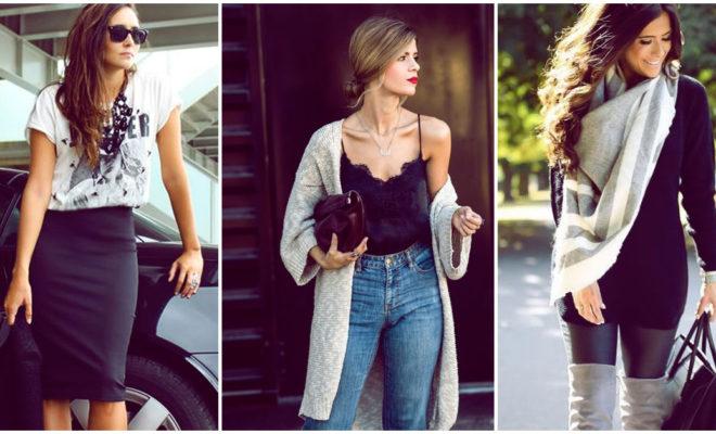Ideas para vestirte con lo que ya tienes