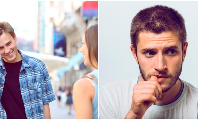 Cómo detectar si un hombre es inseguro con las mujeres