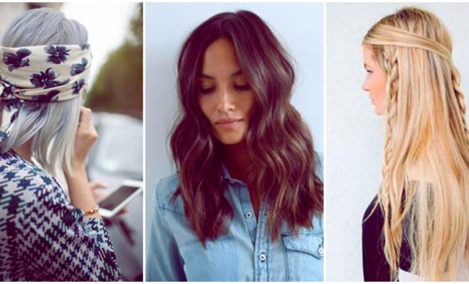 Peinados que debes probar