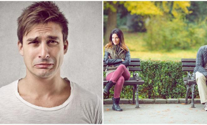 Errores por los que un hombre fracasa en el amor