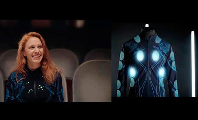 Este traje hará que gente con deficiencia auditiva sienta la música