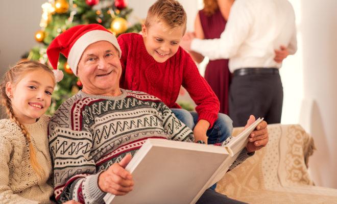 Valora a tus abuelos, son seres sagrados que la vida te brinda