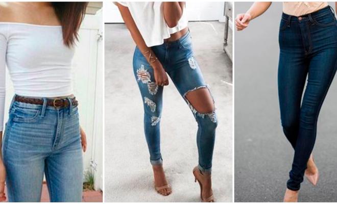 5 tipos de jeans que necesitas en tu clóset