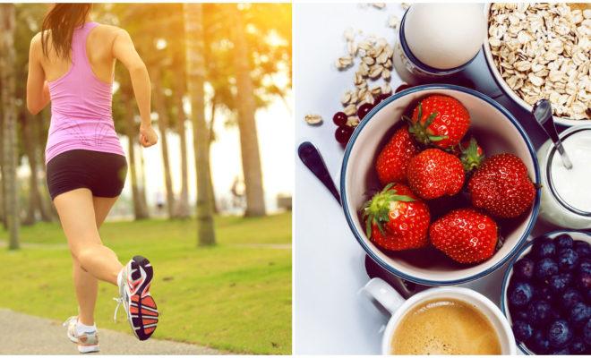 ¿Qué se puede comer antes de entrenar?