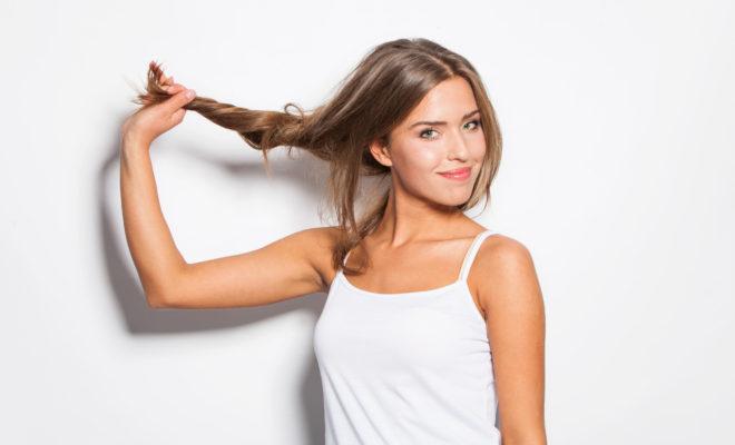 Cómo desenredar tu cabello sin matratarlo