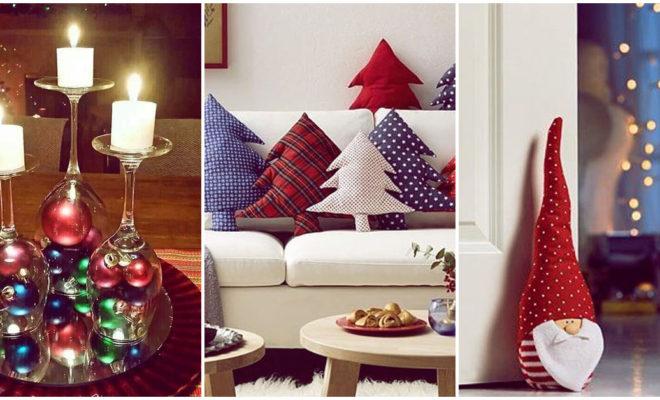 Hermosas y fáciles ideas para decorar tu hogar esta temporada
