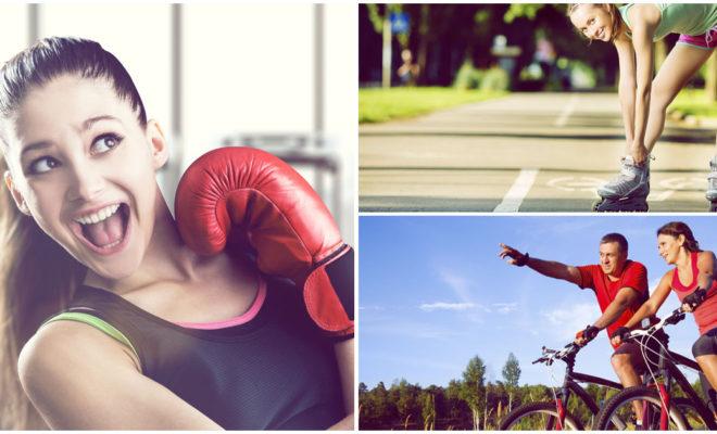 Los ejercicios que queman más calorías