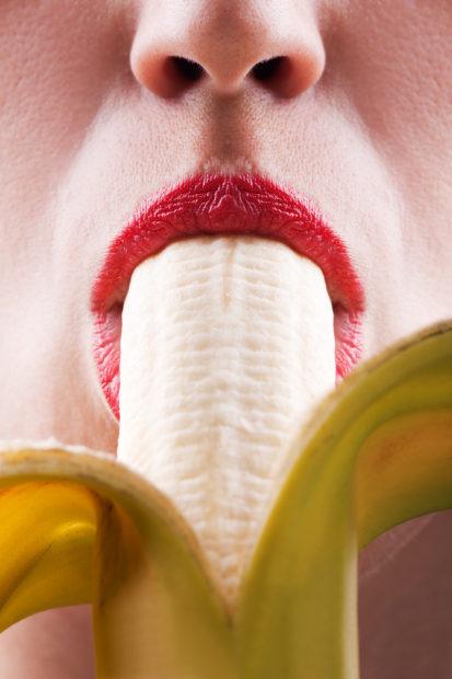 sexo banana