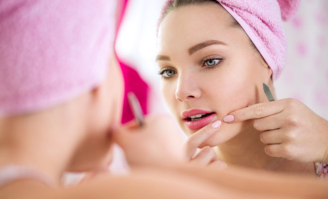 Cómo disimular toda imperfección con maquillaje