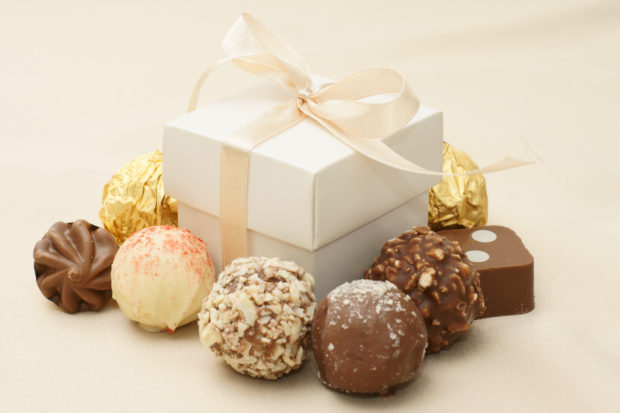 chocolates regalo