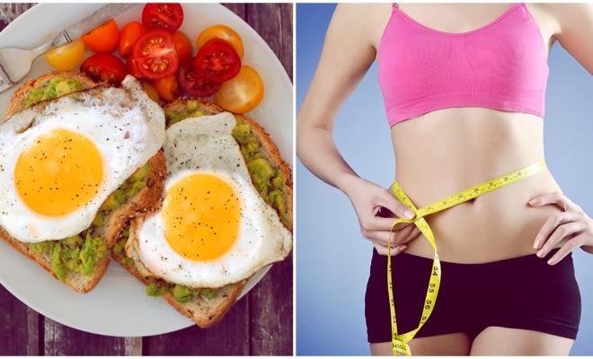Desayunos altos en proteína para bajar de peso