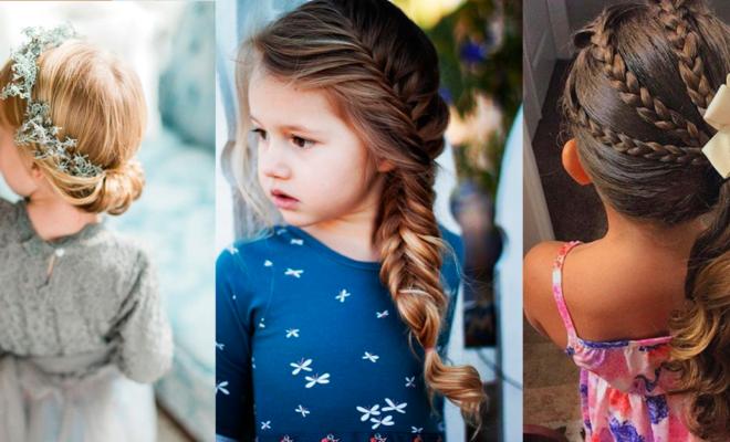 Para esta Navidad tu hija necesita los mejores peinados