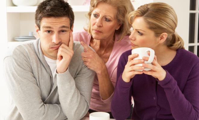Vivir con la suegra, ¿tiene ventajas o desventajas?