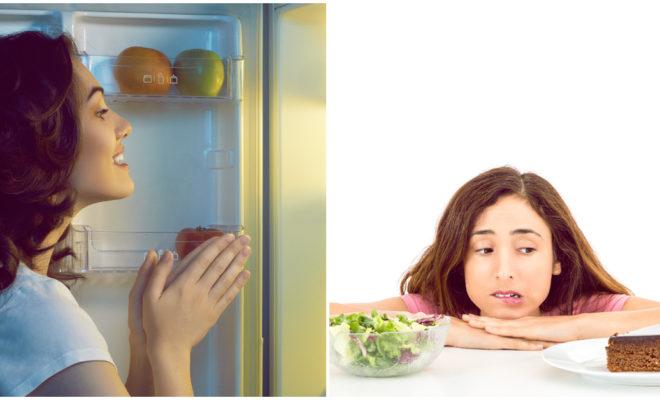 ¿Atacas el refrigerador cada noche?, ¡dile adiós a la ansiedad por comer!