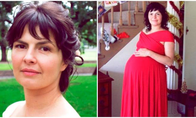 La defensora del parto natural ha fallecido dando a luz a su segunda hija