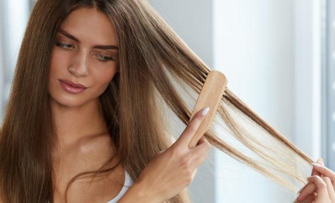Las 5 reglas para cepillar tu cabello correctamente
