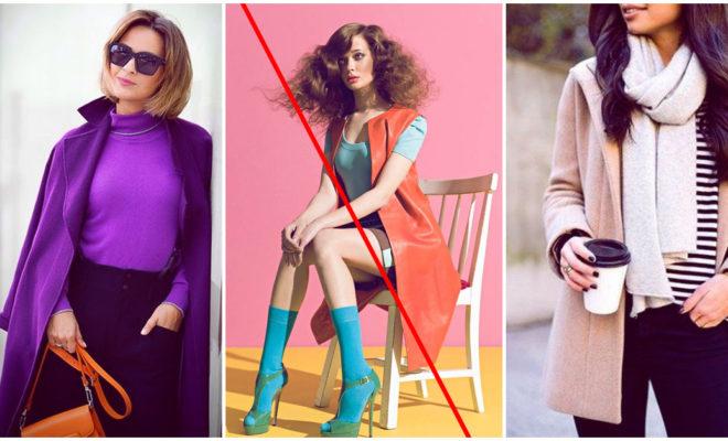 7 prendas que no debes usar a los 40
