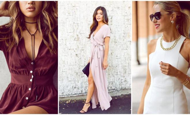 7 vestidos que debes tener a los 30