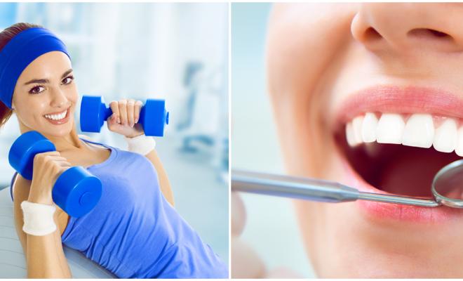¡Hacer ejercicio te podría estar provocando caries!