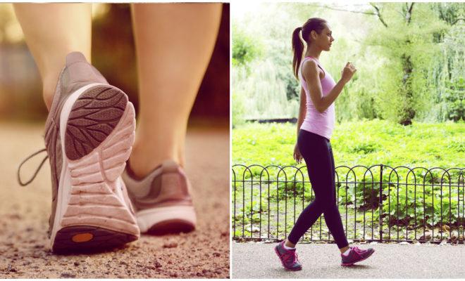 Conoce cuántas calorías quemas al caminar