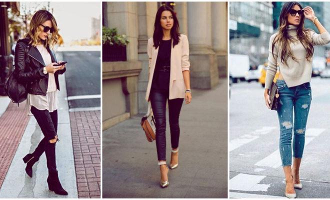 7 outfits sencillos que tienes que probar cuando no tienes ni idea de qué ponerte