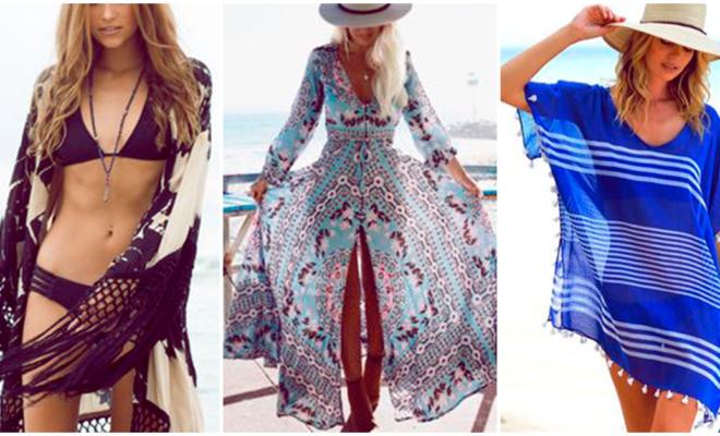 ¡Prepárate para la playa!: estas son las mejores prendas