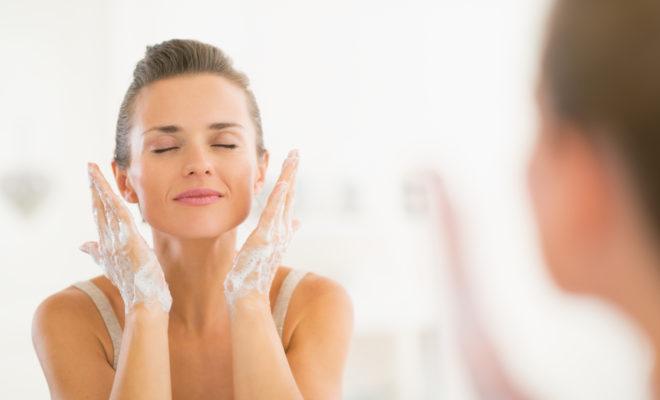 9 reglas de oro a seguir al lavar tu rostro