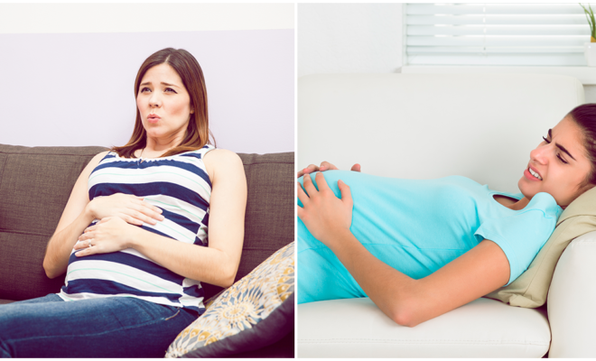 Los síntomas del embarazo más raros de las primeras semanas