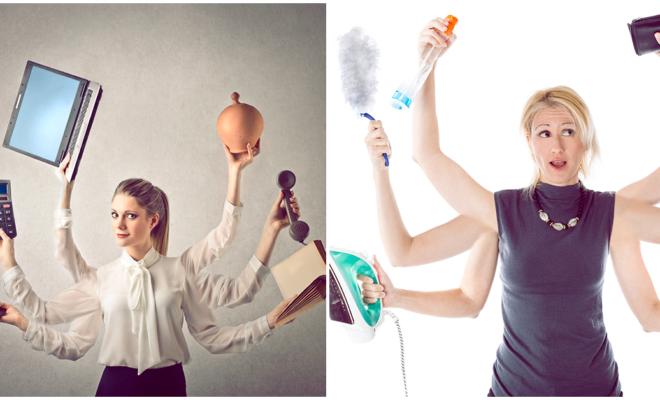 Todas las mujeres somos multitasking, ¿quieres saber por qué?