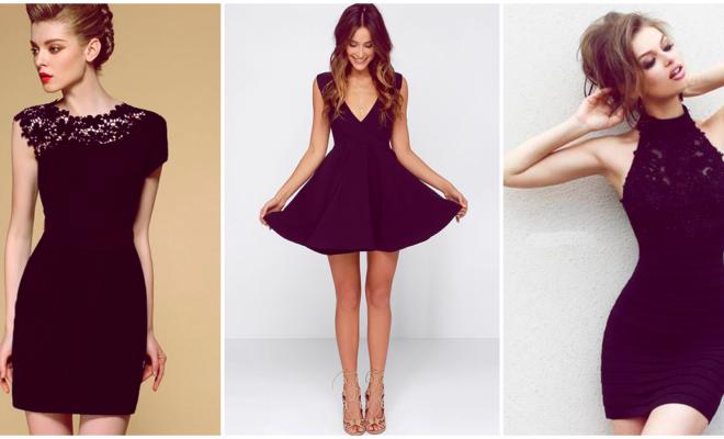 Dale el mejor uso a tu little black dress