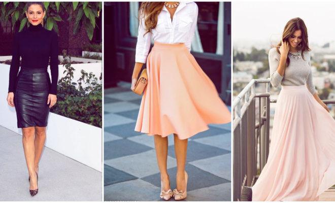 7 errores que cometemos al usar faldas
