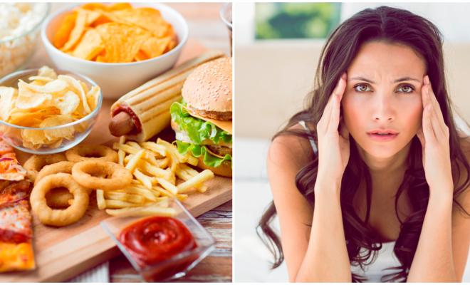 Estos alimentos están dañando tu cerebro