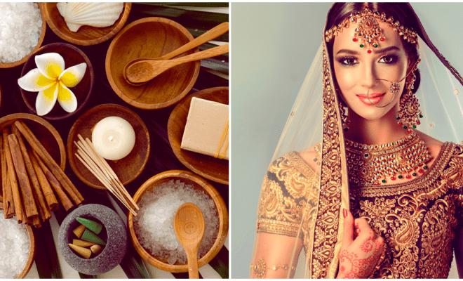 Secretos de belleza hindúes