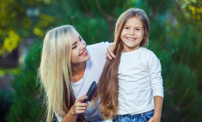 DIY fijador natural para el cabello de tus hijos