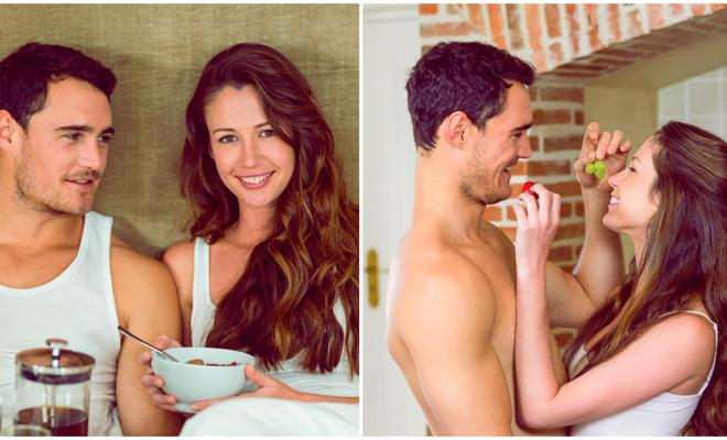 La comida es tu aliada para enamorar a un hombre… ¿será?