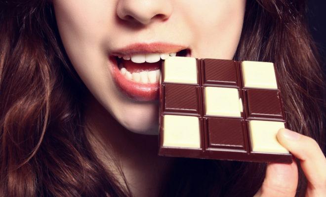 Por qué comemos chocolate durante nuestro periodo