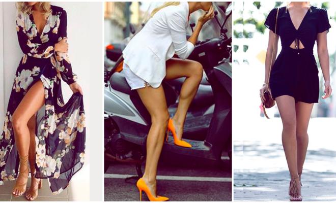 5 prendas para lucir hermosas piernas torneadas este verano