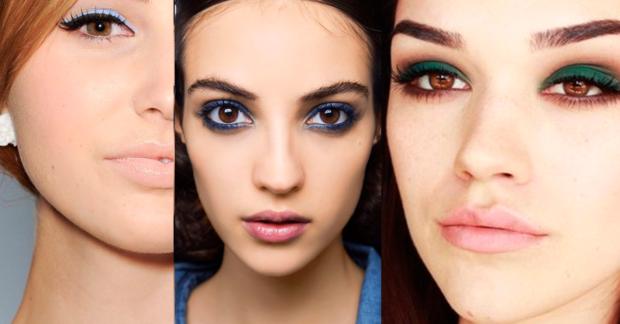 miel ojos makeup
