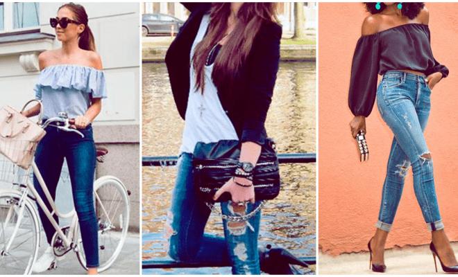 Lleva tus jeans de lo informal a lo más sexy