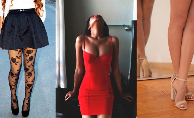 Las prendas que los hombres aman ver en una mujer