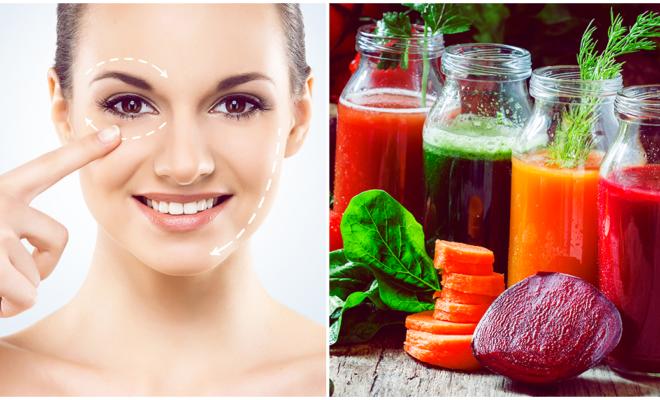 6 jugos para recobrar la vitalidad de tu piel