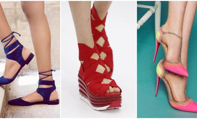 Los mejores zapatos para esta primavera-verano