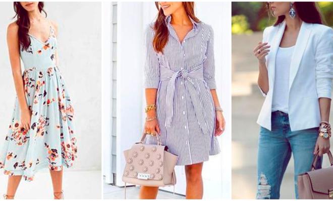 8 prendas de tu armario que jamás pasarán de moda