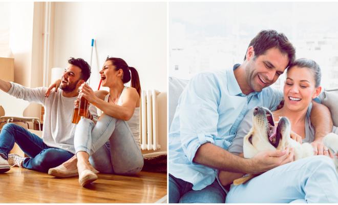 Comienza a vivir con tu pareja sin morir en el intento
