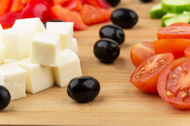 jitomate queso dieta