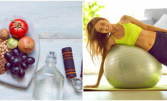 Bajar de peso sin hacer ejercicio, ¿se puede?