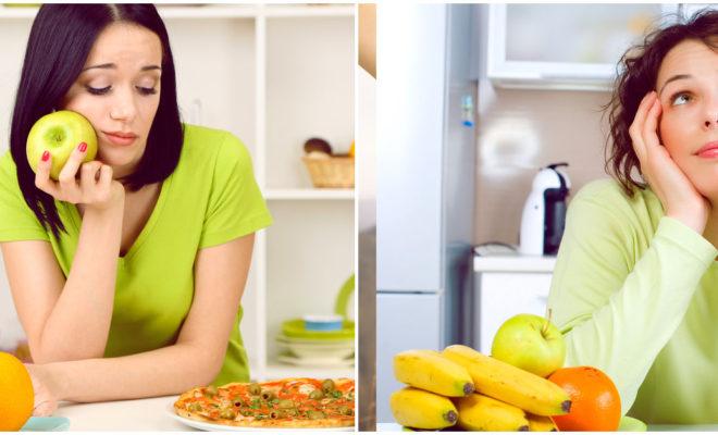 Para bajar de peso solo necesitas nuevos hábitos alimenticios