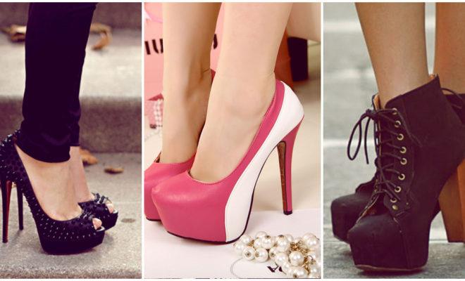 Los zapatos ideales para cada evento